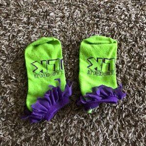 Hulk socks